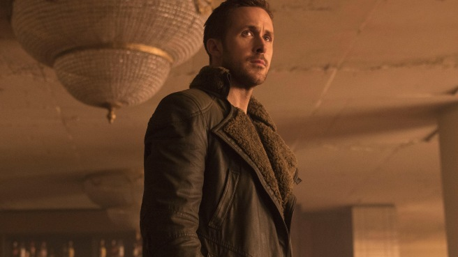 Blade Runner 2049 men's aviator coat